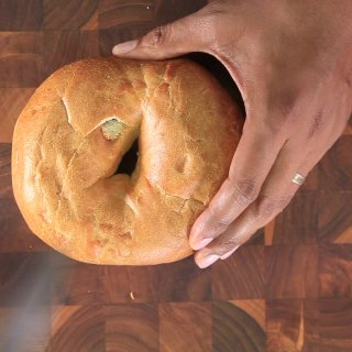 Turn the breadHow to make a mathematical breakfast