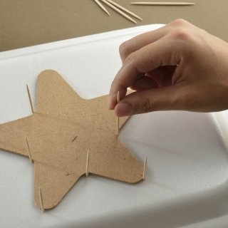 How to make Stars to Decorate your Tree