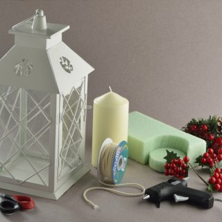 Christmas decorationHow to make a Christmas Lantern