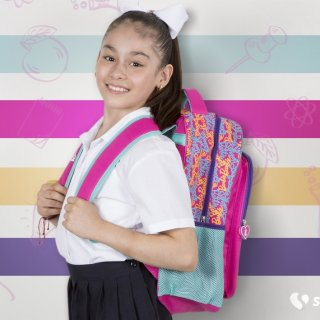 Trends in backpacks for back to school