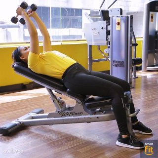 Triceps routine for women
