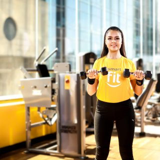 Biceps routine for women