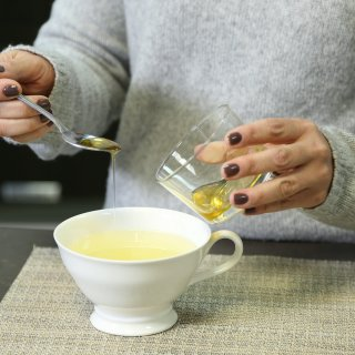 How to make an anti-flu tea