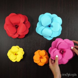 Decorative Flowers for Coco Party