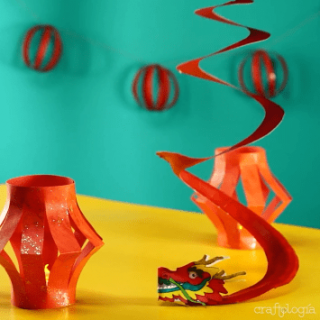 How to make a paper dragonChinese Dragon of Luck