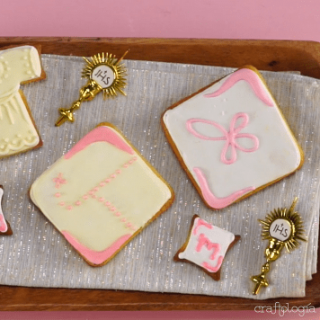 how to make cookies for a christeningChristening Cookies