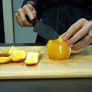 How to cut a citrusHow to cut a citrus in segments