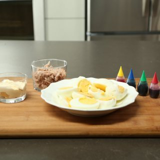 How to make fun and edible eggs for Easter