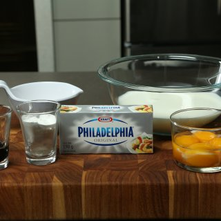 How to make a vanilla custard from Philadelphia