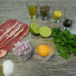 How to make tartar meat