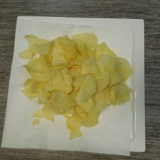How to rescue old potato chips