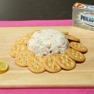 How to make a tuna dip for snack