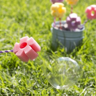 How to make some Bubbles of Flowers